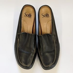 Sofft Leather Slides